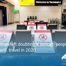 weakness air travel demand