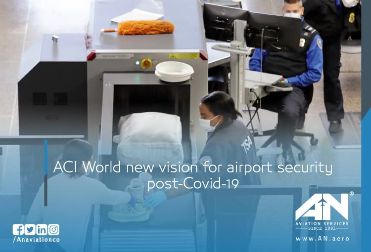 ACI World new vision for airport security post-Covid-19