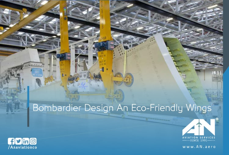 Bombardier Design An Eco-Friendly Wings