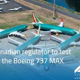 Boeing 737MAX flight test