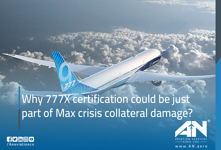 777 MAX certification