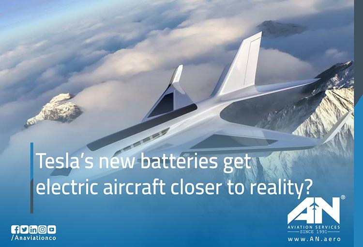 Tesla new batteries