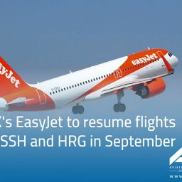 EasyJet charter flights
